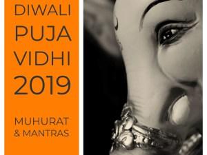 diwali puja vidhi 2019