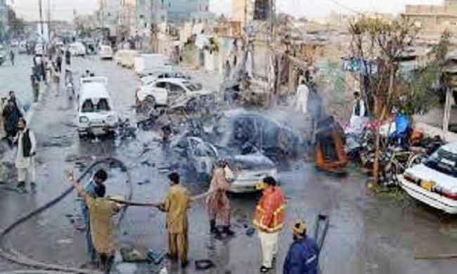 पाकिस्तानमधील आत्मघाती हल्ल्यात 25 जणांचा मृत्यू