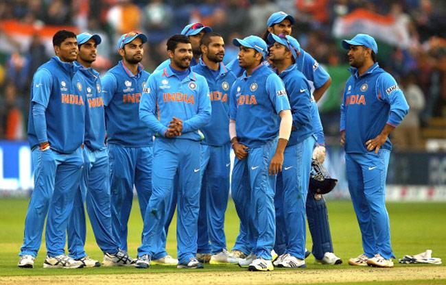 चॅम्पियन्स ट्रॉफीसाठी टीम इंडियाची घोषणा;