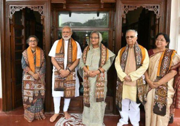 ही तर भारत-बांगलादेश संबंधांच्या सुवर्ण अध्यायाची निर्मिती -पंतप्रधान