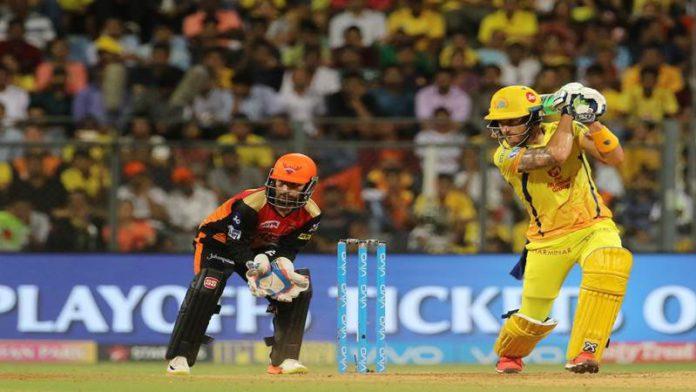 IPL 2018 : हैदराबाद वरील विजयासह चेन्नई अंतिम फेरीत दाखल…