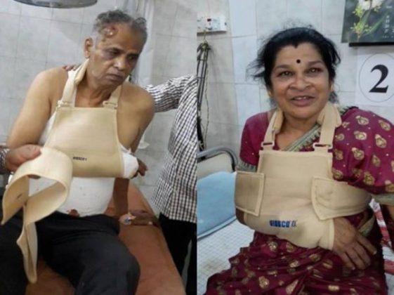 क्रिकेटर शार्दुल ठाकूरचे आई-वडील अपघातात गंभीर जखमी