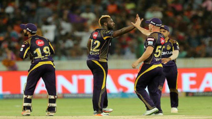 कोलकाताचा हैदराबादवर 5 गडी राखून विजय