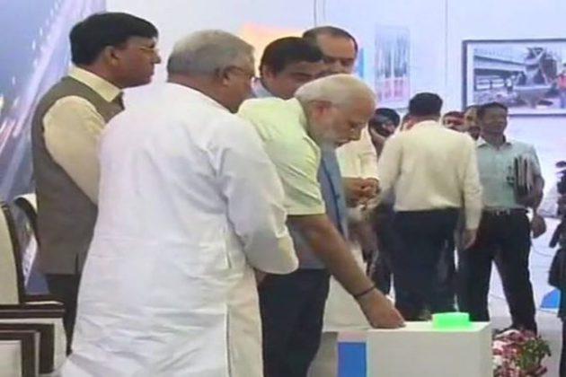 पंतप्रधान नरेंद्र मोदी यांच्या हस्ते दिल्ली-मेरठ महामार्गाचे लोकार्पण