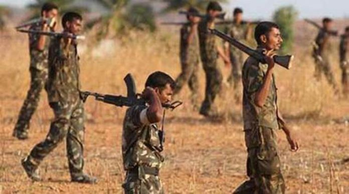 छत्तिसगढमध्ये सुरक्षा दलांना मोठे यश; 18 नक्षलींना अटक