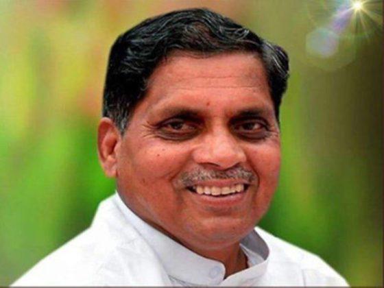 कर्नाटकात काँग्रेस आमदाराचा अपघाती मृत्यू