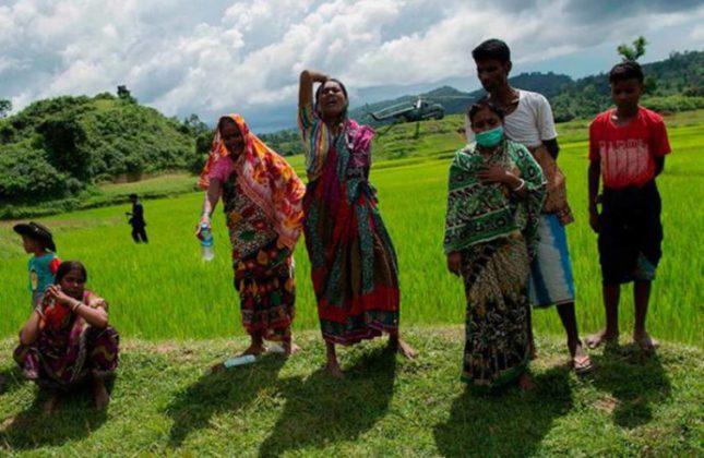 धक्कादायक ! रोहिंग्यांच्या सशस्त्र गटाने केली हिंदूंची हत्या