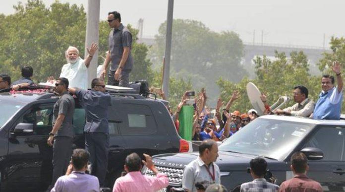 राजकीय उकाड्याने राजधानी तापली