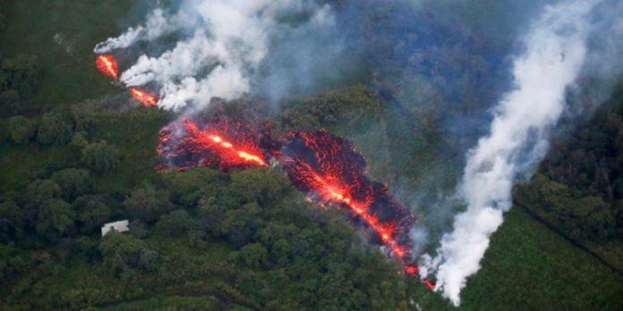 जगातील सर्वांत मोठा ज्वालामुखी सक्रीय…