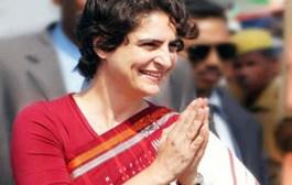 उत्तर प्रदेशमध्ये काँग्रेसकडून ४० टक्के महिला उमेदवार; प्रियांका गांधींची घोषणा
