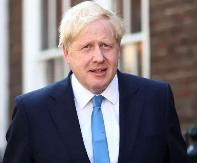 ब्रिटनचे पंतप्रधान बोरिस जॉन्सन यंदाच्या प्रजासत्ताक दिनी  प्रमुख पाहुणे