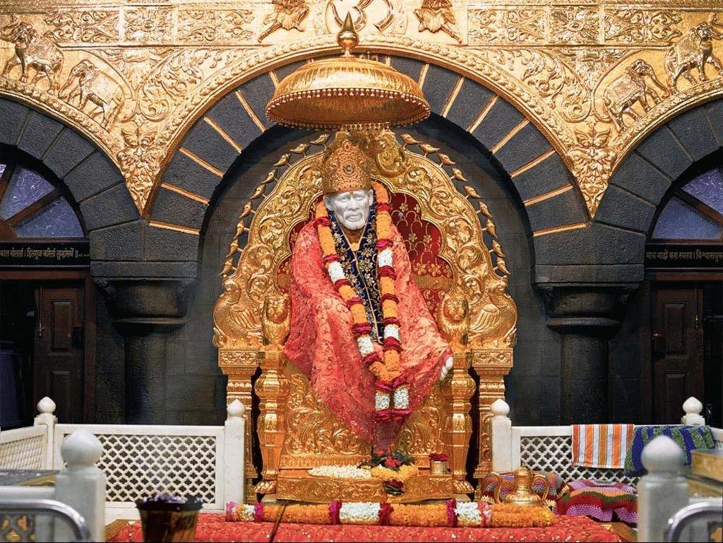 साई मंदिरात काकड आरतीचा मान मिळण्यासाठी २५ हजारांची मागणी, दिल्लीतील भक्ताचा आरोप