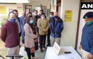 Covid-19 Vaccination In India: WHO च्या टीमने गुरूग्राम येथील लसीकरण केंद्राला दिली भेट