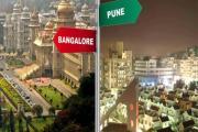 सर्वोत्तम राहण्यायोग्य शहरांमध्ये बेंगलोर प्रथम; पुणे ठरले दुसऱ्या क्रमांकाचे शहर