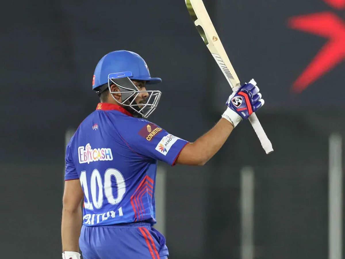 #IPL2021 पृथ्वी शॉची शानदार फटकेबाजी; दिल्लीचा कोलकातावर सहज विजय