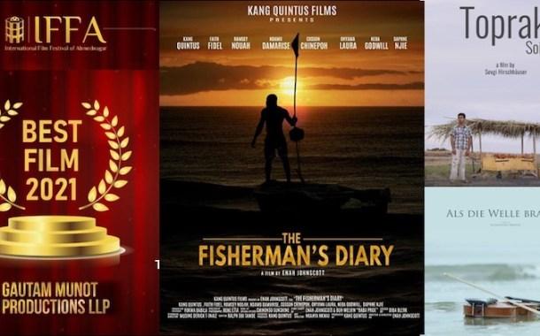 अहमदनगर आंतरराष्ट्रीय चित्रपट महोत्सव- 'द फिशरमॅन्स डायरी' ठरला सर्वोत्कृष्ट चित्रपट