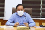 सर्वाधिक लस पुरवठा महाराष्ट्राला – केंद्रीय आरोग्यमंत्री