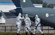 #Covid-19: करोना संकटात देशाच्या मदतीसाठी भारतीय हवाई दलाचं उड्डाण
