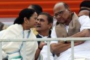 प. बंगाल निवडणूक: राष्ट्रवादीचे सर्वेसर्वा शरद पवार यांच्याकडून ममता दिदींचे अभिनंदन