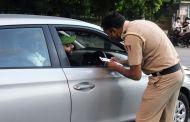 पिंपरी-चिंचवड पोलीस आयुक्तालय : विनामास्क फिरणा-या 242 जणांवर कारवाई