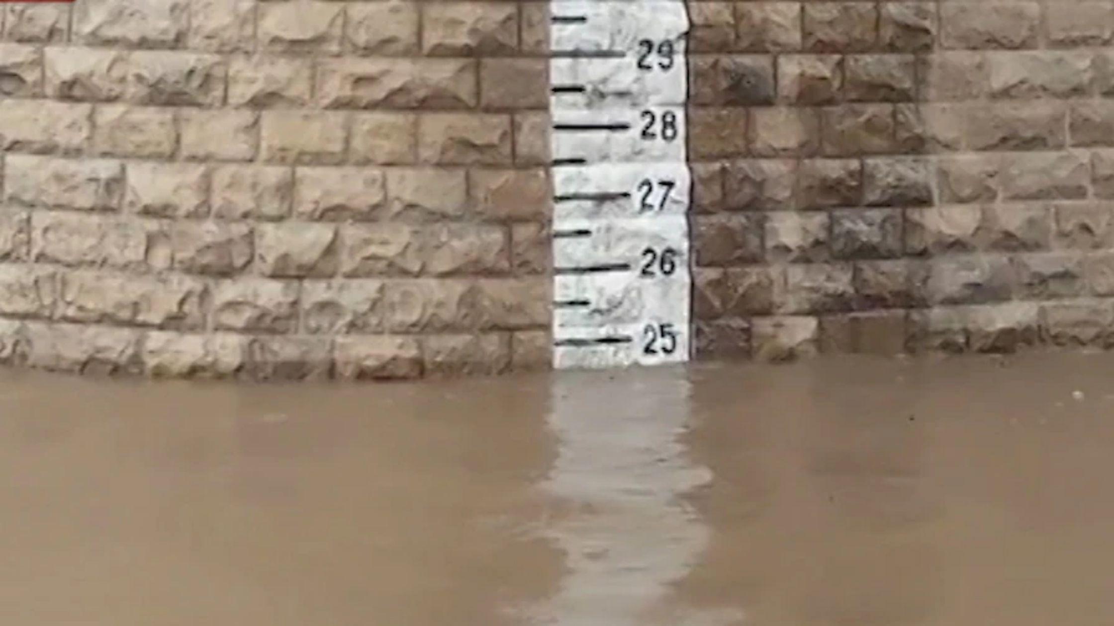 कृष्णा नदीची पाणीपातळी २५ फुटांवर, परिसरातील जनजीवन विस्कळीत