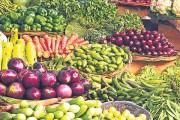 महापुराने भाज्यांचे दर घसरले, 100 गाड्या शेतमाल पडून