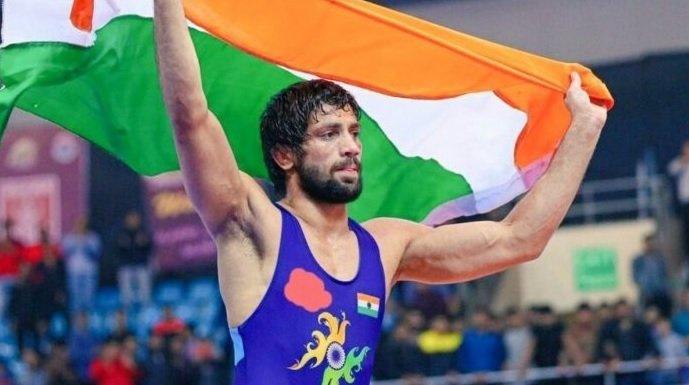 Olympic: भारताचा पैलवान रवी कुमार दहियाने रौप्य पदक पटकावले