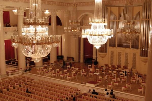 Большой Зал Филармонии - аренда и прокат на свадьбу ...