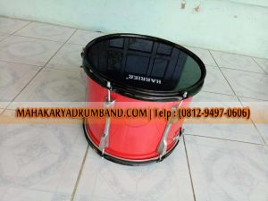 Pembuat Snare Drum Rolling Teluk Wondama