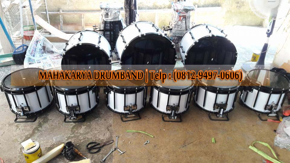 Supplier Drumband Sma 1 Set Full Yahukimo