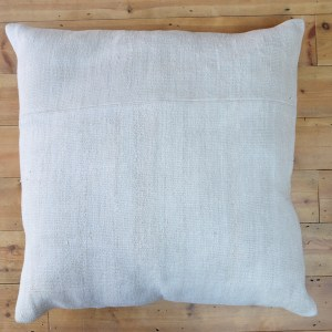 Hemp meditation floor cushion