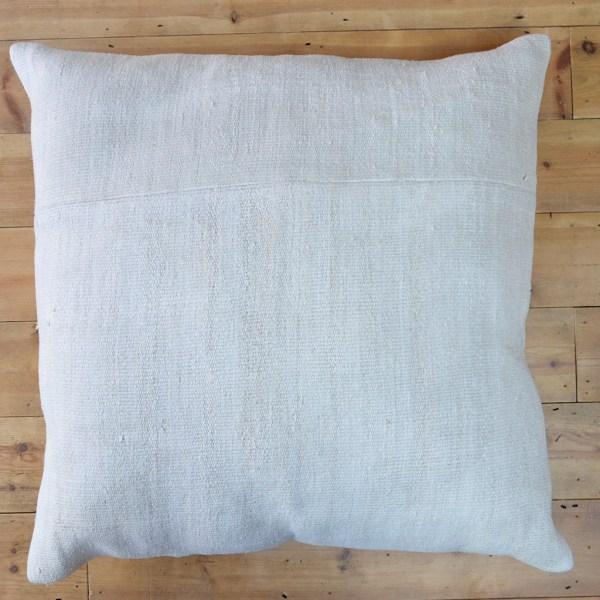 Hemp meditation floor cushion