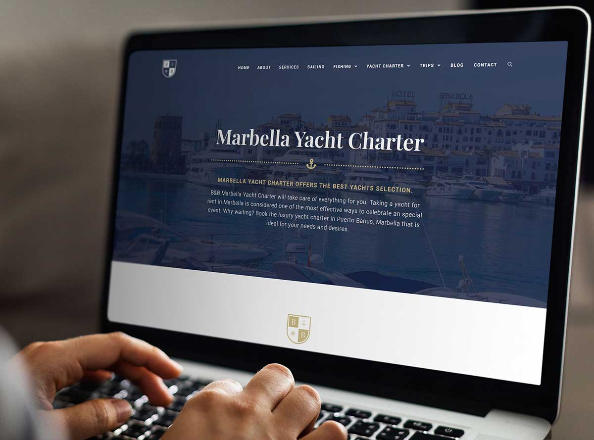 Business website Design Marbella