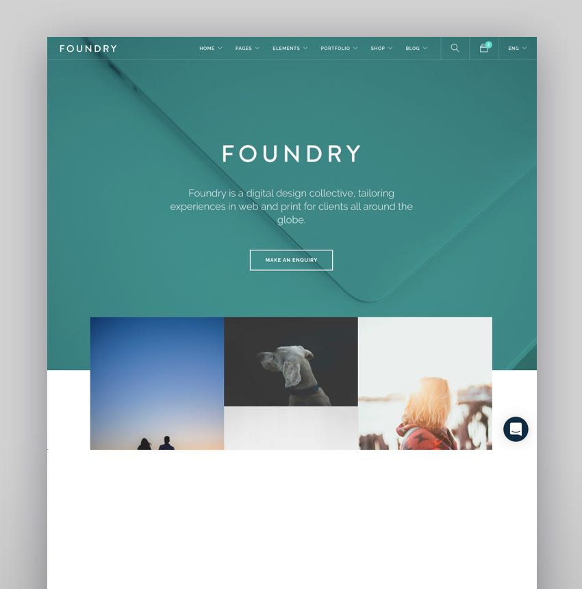 Foundry - Multipurpose Multi-Concept WP Theme