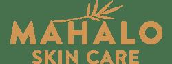 MAHALO Skin Care logo