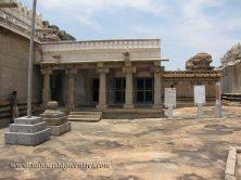 Kattale Basadi, Chandragiri Hillock, Shravanabelagola.