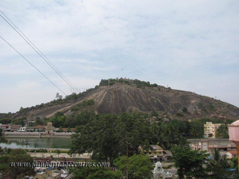 Indragiri Hillock, Shravanabelagola.