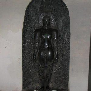 Lord Bahubali, Terina Basadi, Chandragiri Hillock, Shravanabelagola.