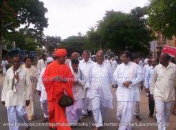 Mahamastakabhisheka-2006-Acharya-Sri-Vardhamansagarji-Maharaj-Mangala-Pravesh-0005