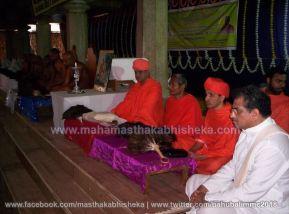 Mahamastakabhisheka-2006-Acharya-Sri-Vardhamansagarji-Maharaj-Mangala-Pravesh-0016