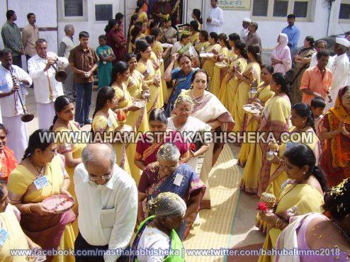 Shravanabelagola-Bahubali-Mahamastakabhisheka-Mahamastakabhisheka-2006-Akhila-Bharathiya-Jaina-Mahila-Sammelana-20th-November-2005-0029