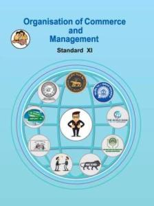 11th state board book Organization of Commerce and Management