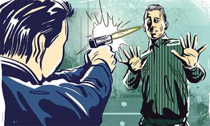 दुस्साहस : रुड़की में बदमाशों ने घर में घुसकर की वकील की हत्या