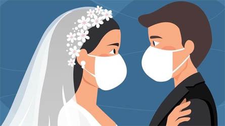 उत्तराखंड : सरकार ने निर्धारित की शादी-समारोह में मेहमानों की संख्या