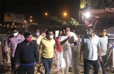 रुद्रपुर : युवक ने चलाई विधायक राजकुमार ठुकराल पर फायर, पूर्व बीडीसी को मारी गोली
