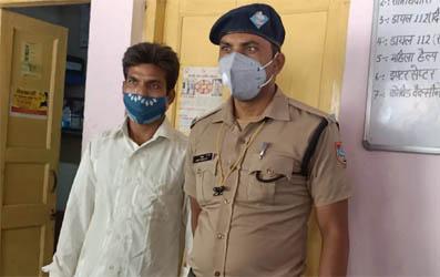 रामनगर : पकड़ा गया चांद बाबा का हत्यारा
