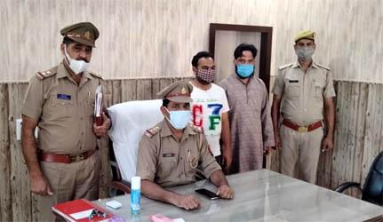 10 लाख रुपये कीमत की 1 किलो अफीम के साथ दो गिरफ्तार
