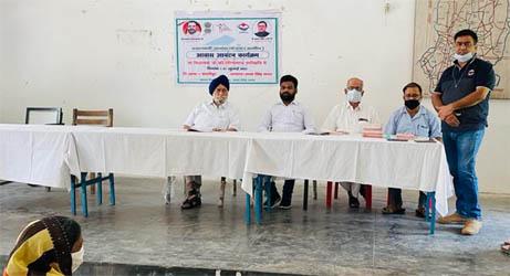 काशीपुर : 15 लाभार्थियों को दिये प्रधानमंत्री आवास स्वीकृति प्रमाण पत्र
