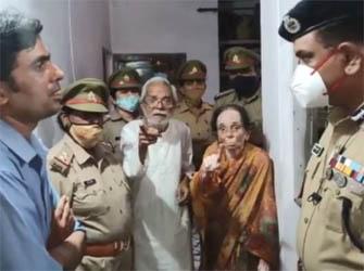 बहू बेटे ने 70 साल के बुजुर्ग माता-पिता को घर से मारपीट कर निकाला, कमिश्नर ने भेजा जेल