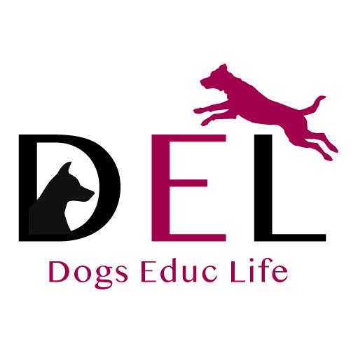 Logo de l'entreprise Dogs Educ Life pour son témoignage sur le site